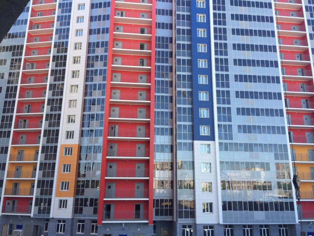 Вентилируемые фасады в Самаре